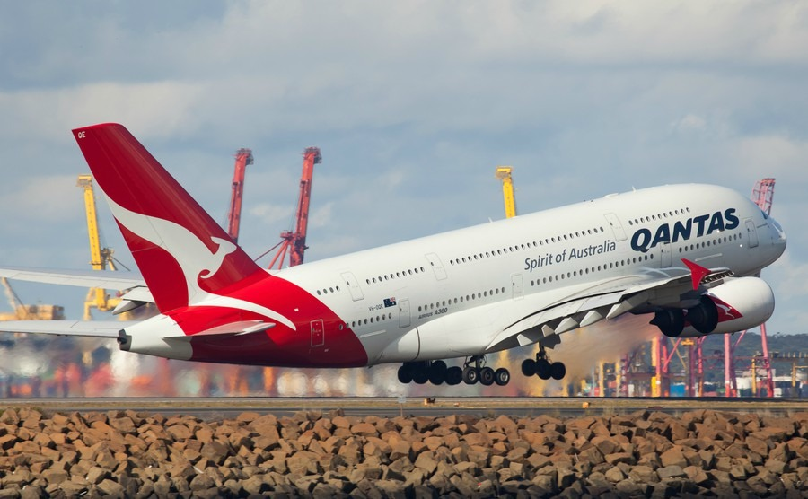 a-qantas-airline-a380-is-seen-here-in-sydney-airport-taking-off-as-seen-on-july-11-2013