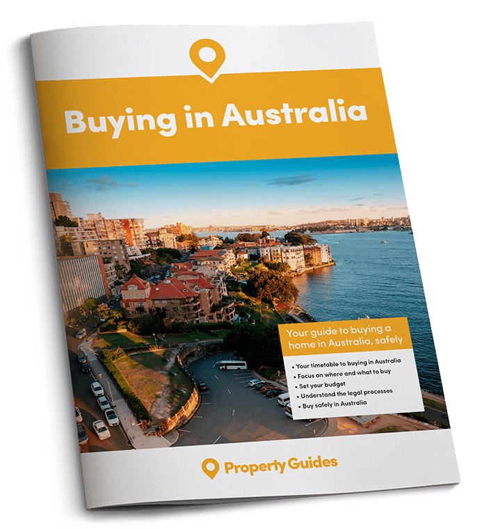 Australia property Guides cover
