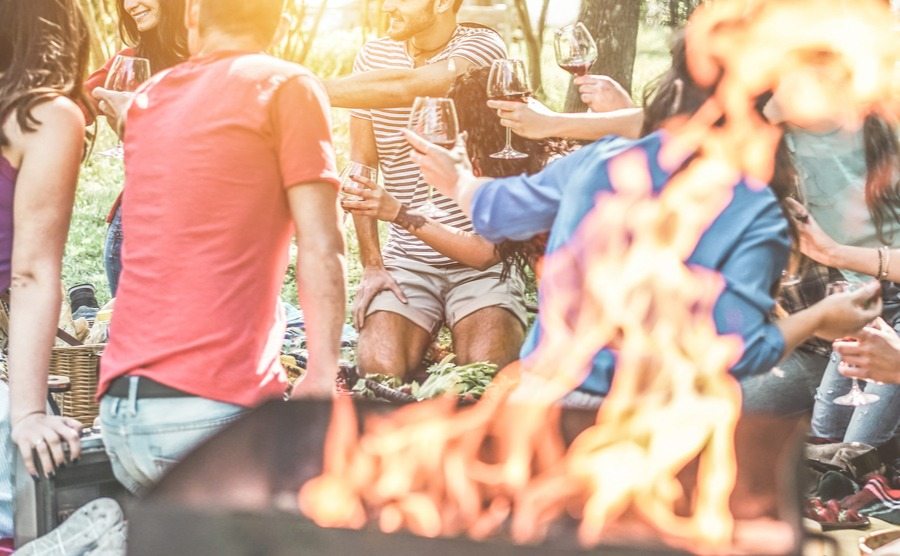 Australians are big on community events, including, of course, BBQs.