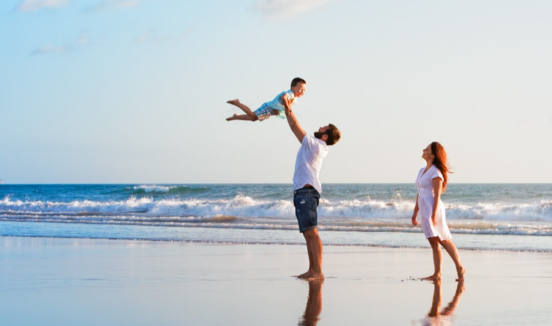 How to make a success of moving to Australia with children