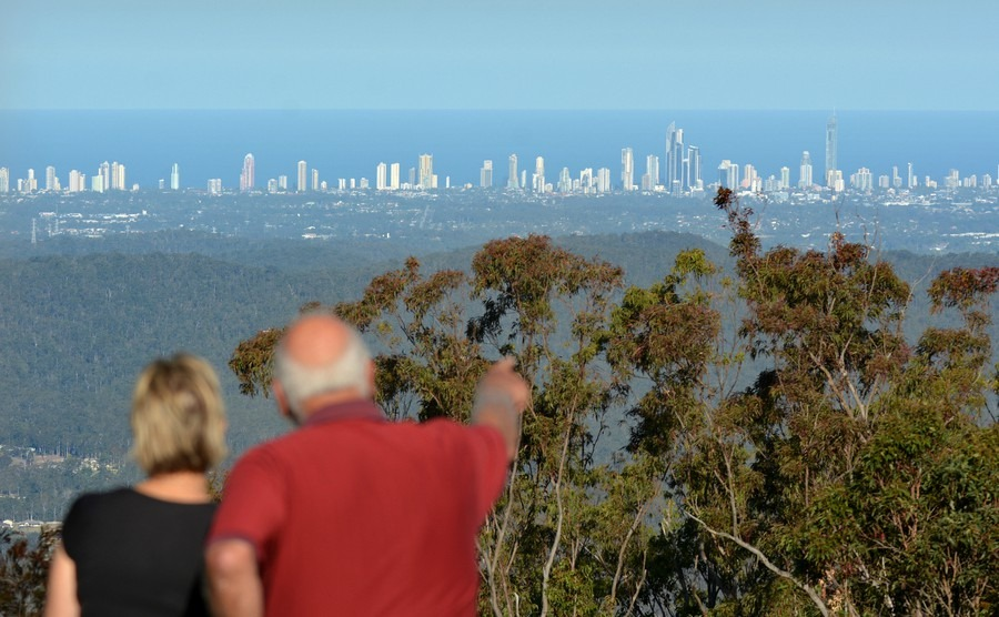 One of Australia's Iconic Coastal Skylines