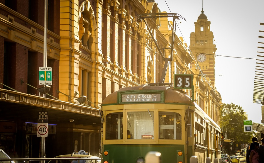 Melbourne is often referred to as 'Australia's cultural capital'.