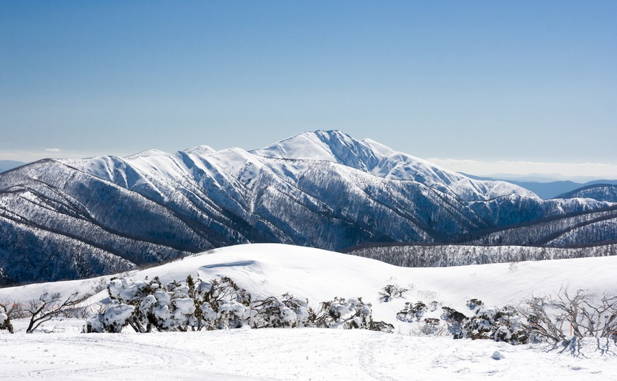 Did you know you can ski in Australia?