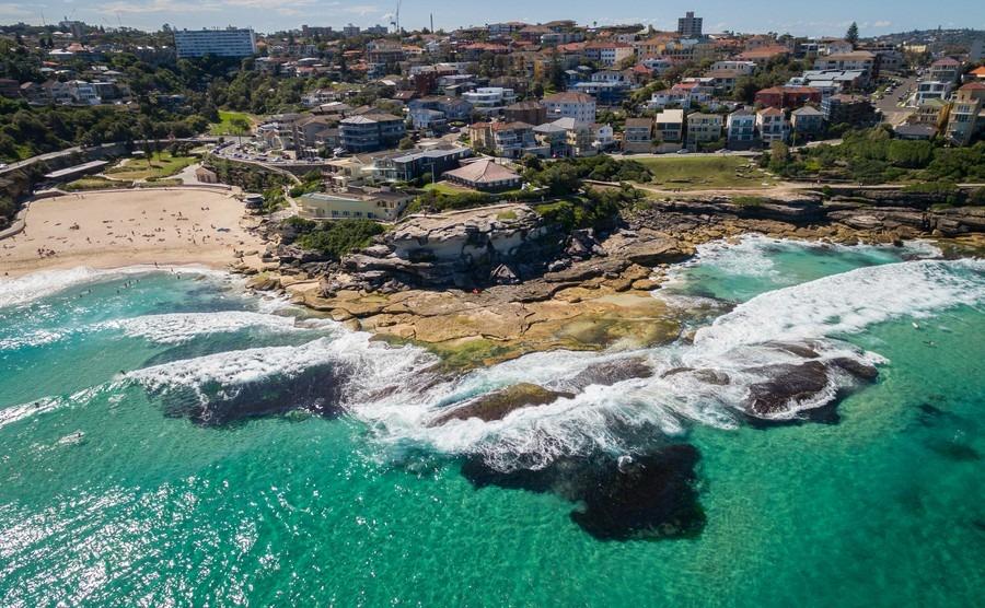 Luxury living in Australia