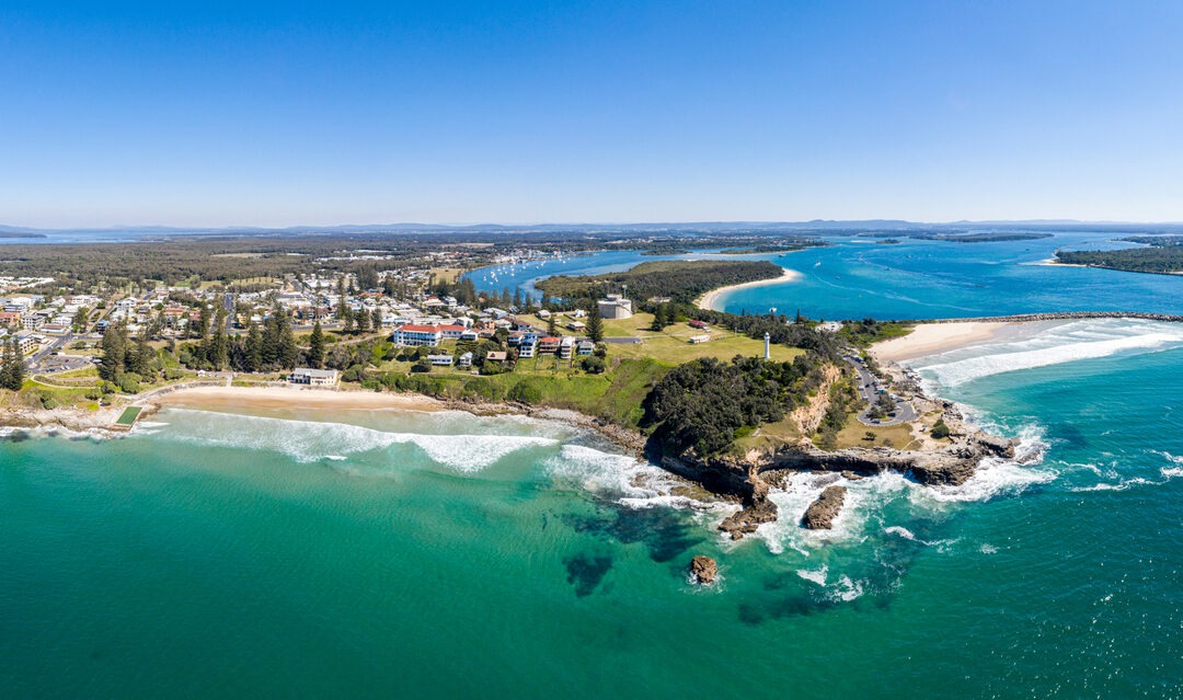 Australia's bohemian hotspots