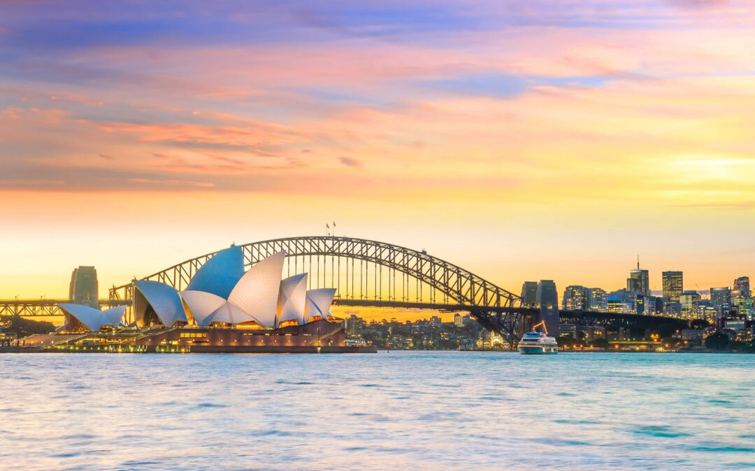 Which Australian city fits your personality?