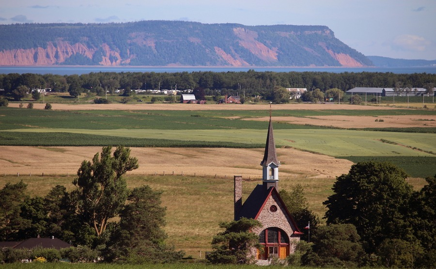 The Annapolis Valley is the perfect place for a rural, laid-back lifestyle.