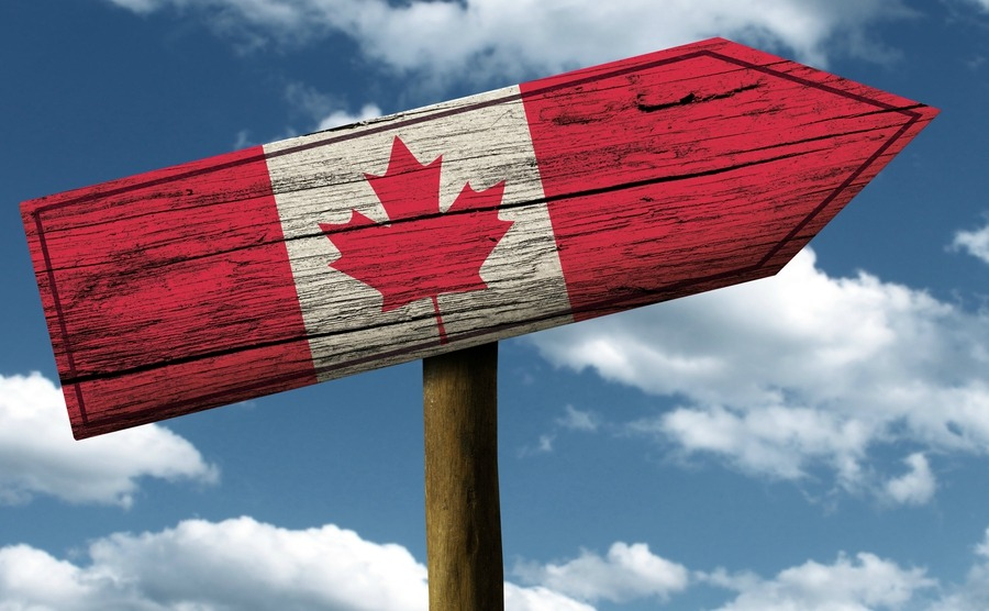 Growing number of British expats get permanent residency in Canada