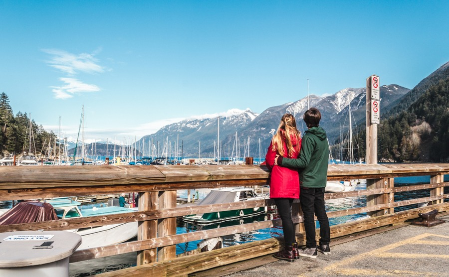 Can you sponsor your partner to move to Canada?