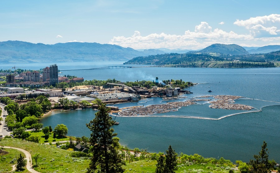 British Columbia's Okanagan Valley