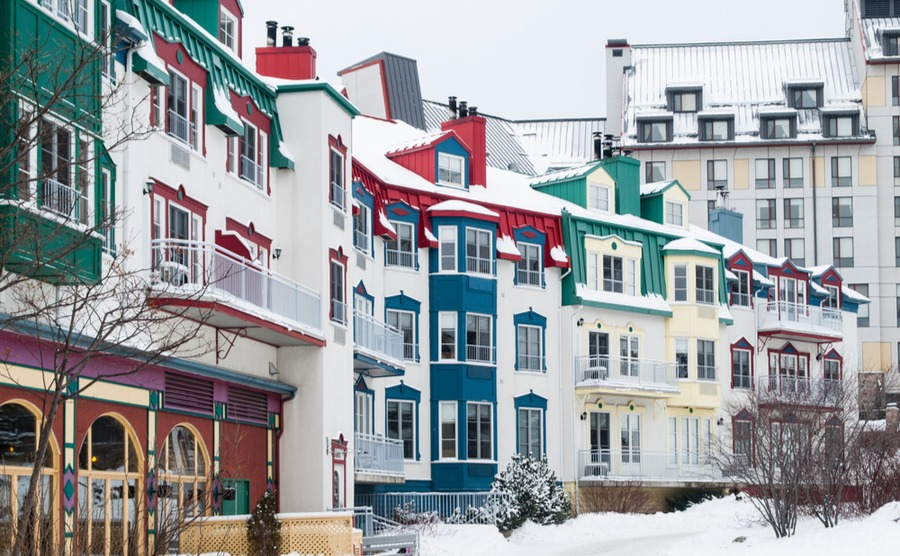 Mont Tremblant has plenty to do in both winter and summer.