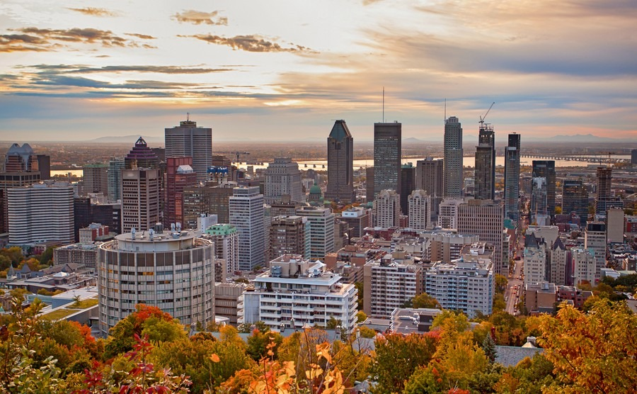 Moving to magical Montréal