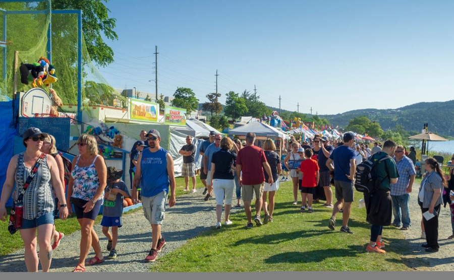 Where are the best places to buy in Newfoundland? St John's celebrates 11 days of festivals together in summer.