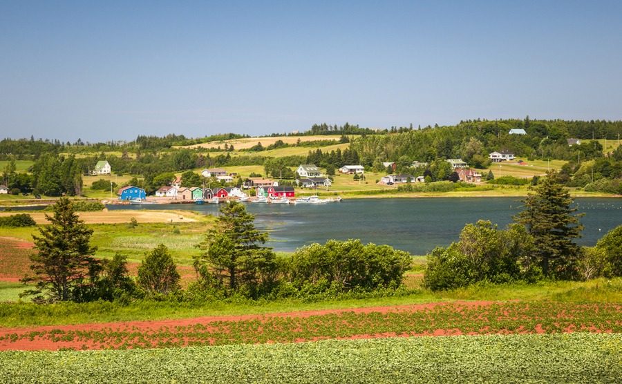 Prince Edward Island is a welcoming, friendly environment for families.