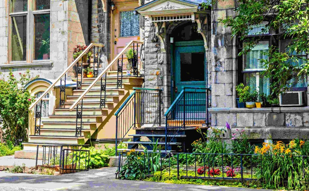The property market in Canada is seeing buyers switch to Montreal
