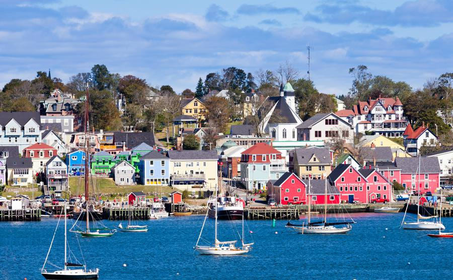 Nova Scotia – the small province with a lot of character