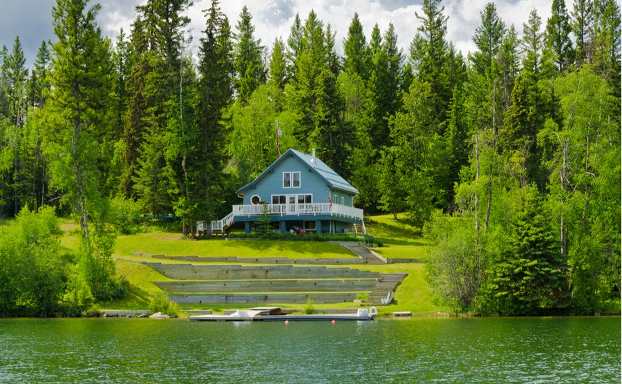 Building your own Canadian home; part 1, buying the land