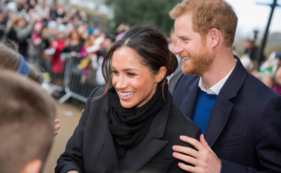 Harry and Meghan have decided to step back from their role in the Royal Family and spend part of their year in North America. ComposedPix / Shutterstock.com