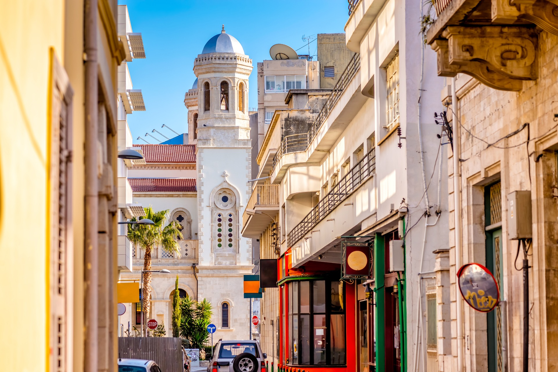 The Streets of Aiya Napa | kirill_makarov | Shutterstock