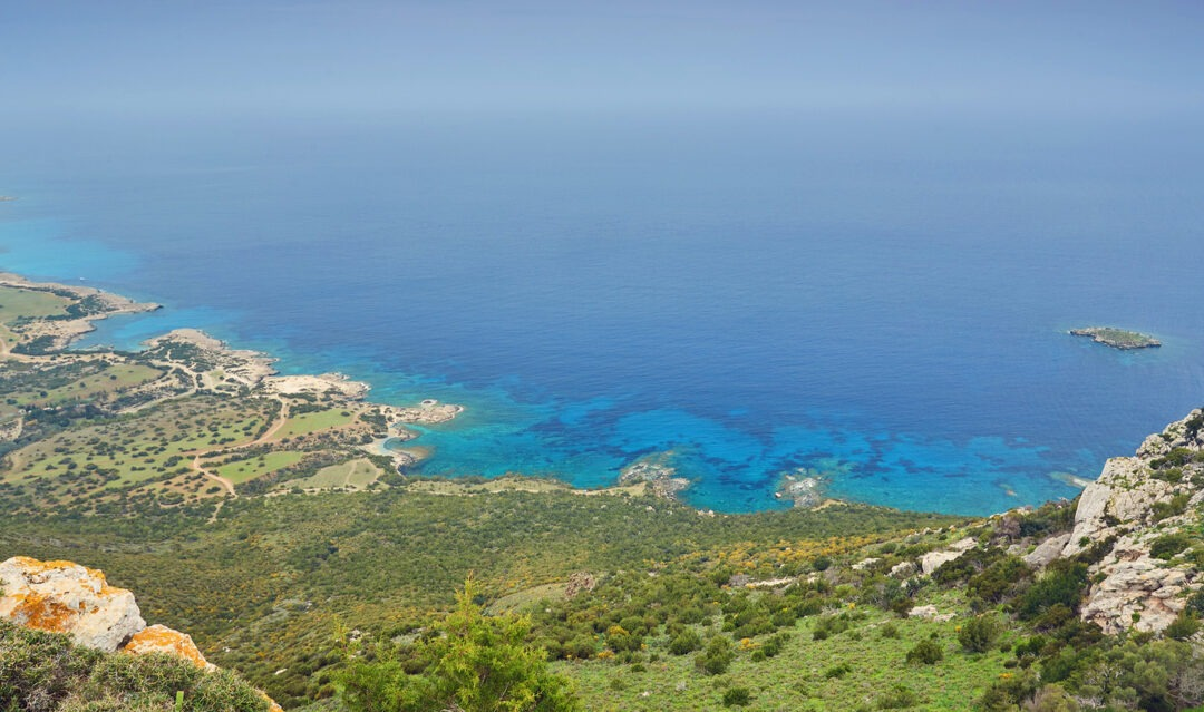 Where are the best places to live on the Akamas Peninsula?