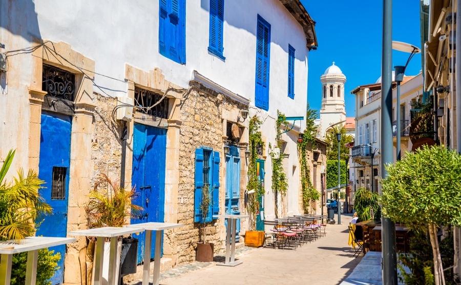 Could you spend your winters in sunny Cyprus?