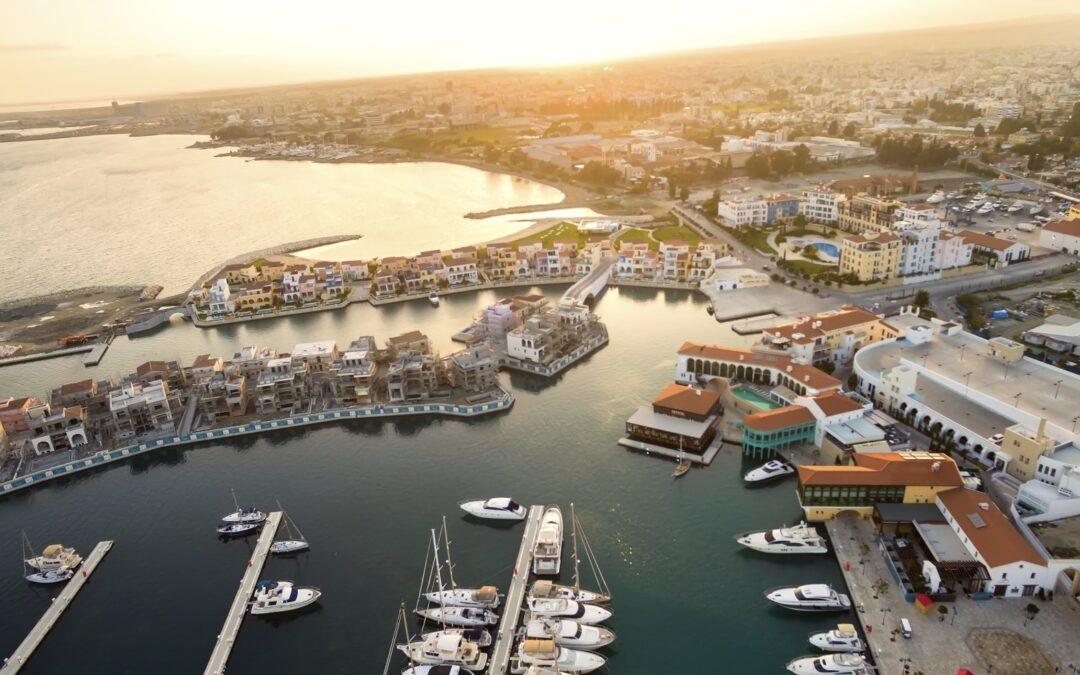 New luxury marina in Ayia Napa