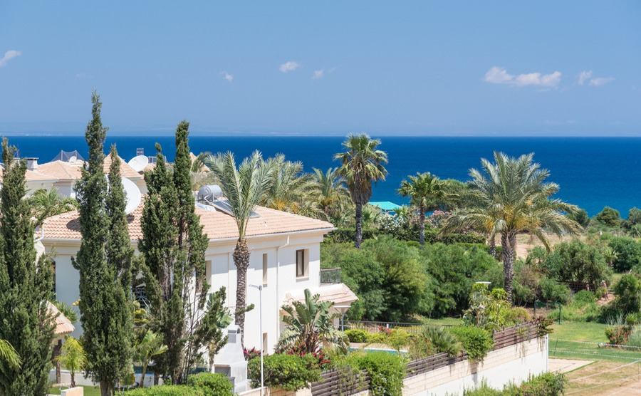 Paralimni's a particularly sought-after location for holiday homes | Winter sun in Cyprus