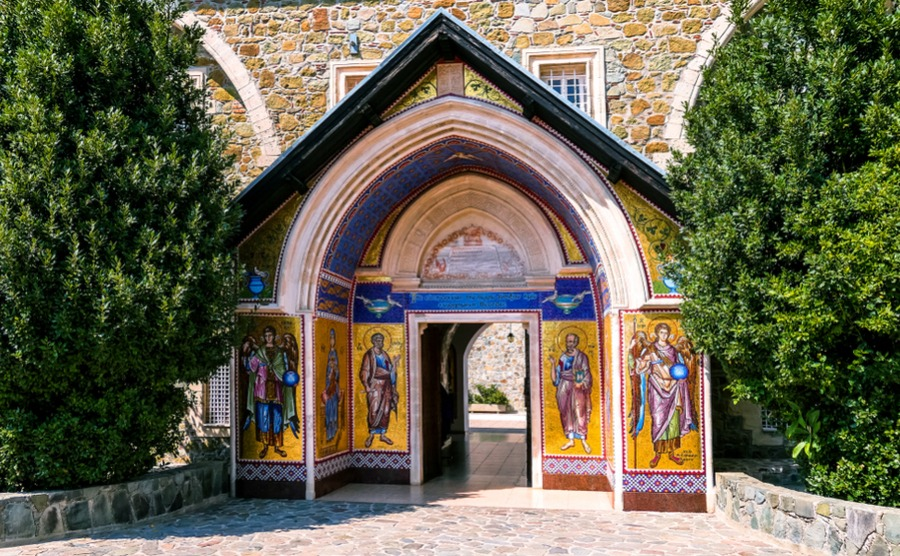 Top off your Troodos visit by exploring the local monasteries. Winter in Cyprus is a great time for this as they can be quieter, but extremely atmospheric in the run-up to Christmas.