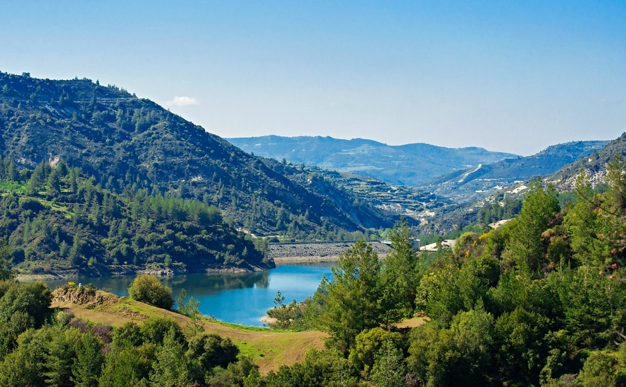 Discover Cyprus's great outdoors, Paphos Forest