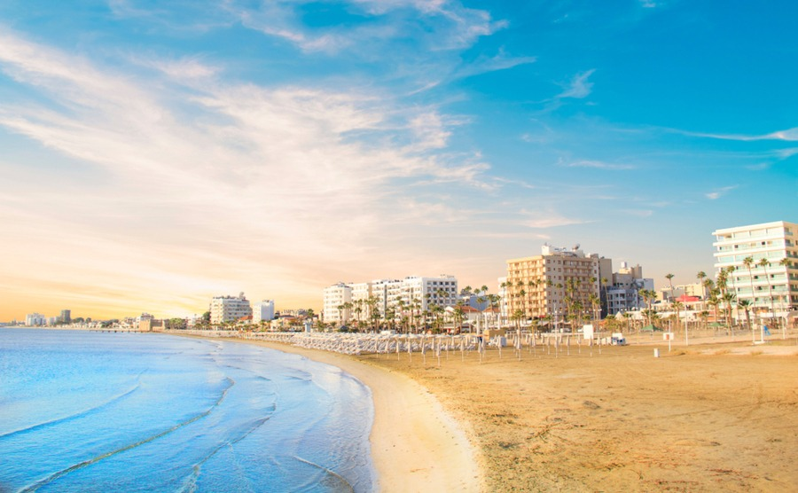 Larnaca and Ayia Napa's hustle and bustle are well suited to families with teenagers.