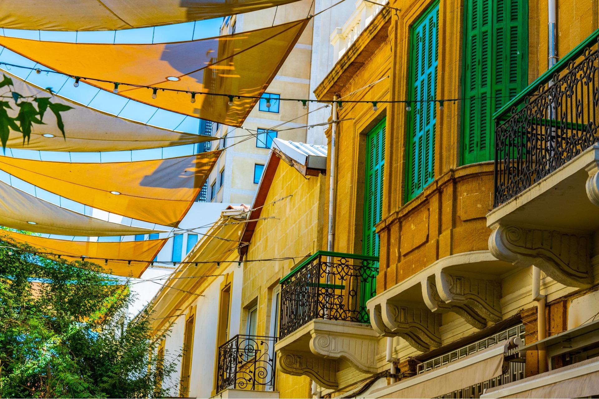 Ledra street - The Main Shopping Avenue of Nicosia, Cyprus