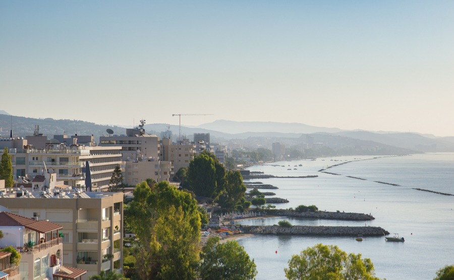 What's happening in the Cyprus property market?