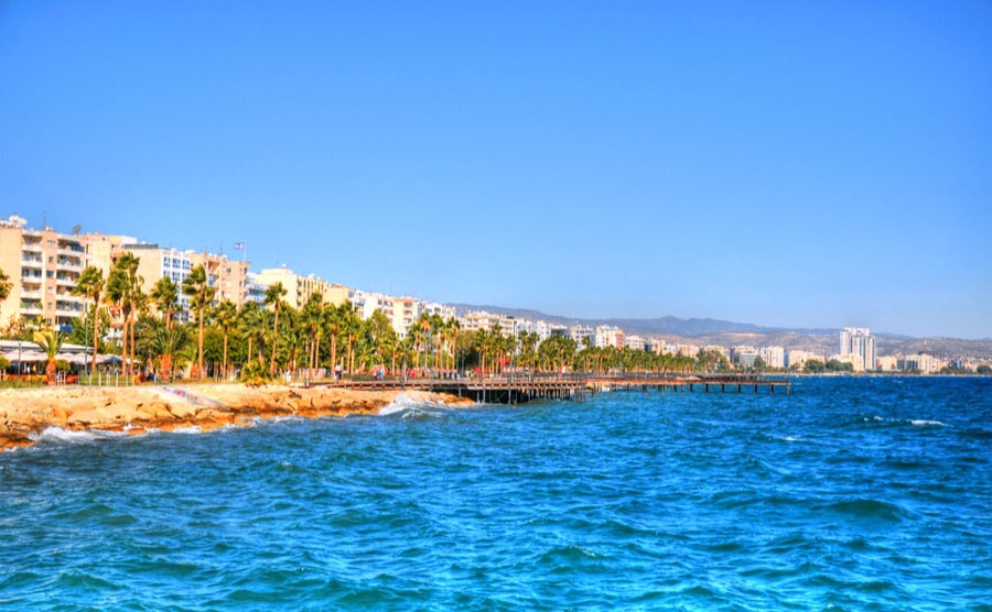 Limassol is a great place to have an active retirement in Cyprus.