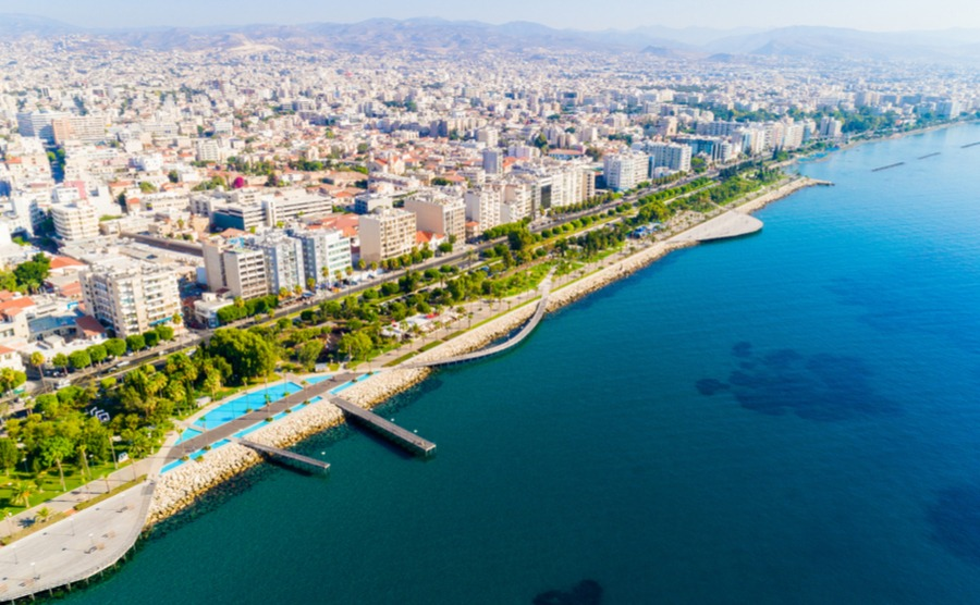 Limassol's one of Cyprus' biggest cities, ideal for people looking where to live in Cyprus who want to be in the heart of it all.