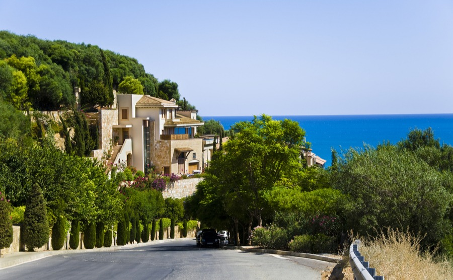 Where to buy for the best sea views in Cyprus