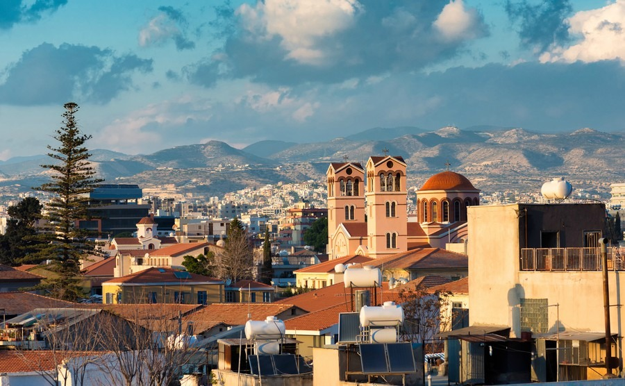 Historic or modern Limassol? The choice is yours