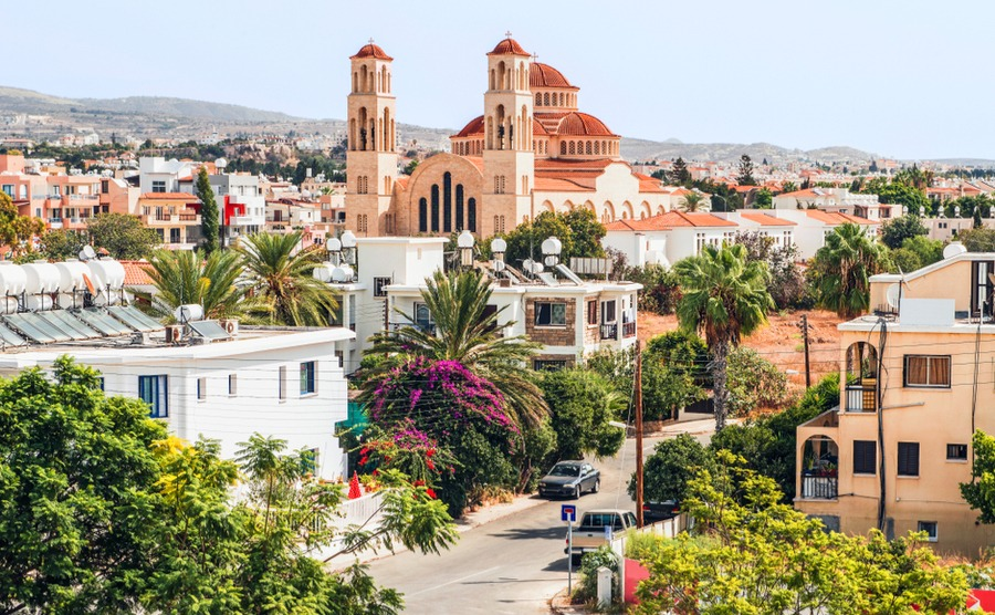 For many expats deciding where to buy in Cyprus, Paphos is the first choice – it's a livable size, with plenty of amenities and good beaches.