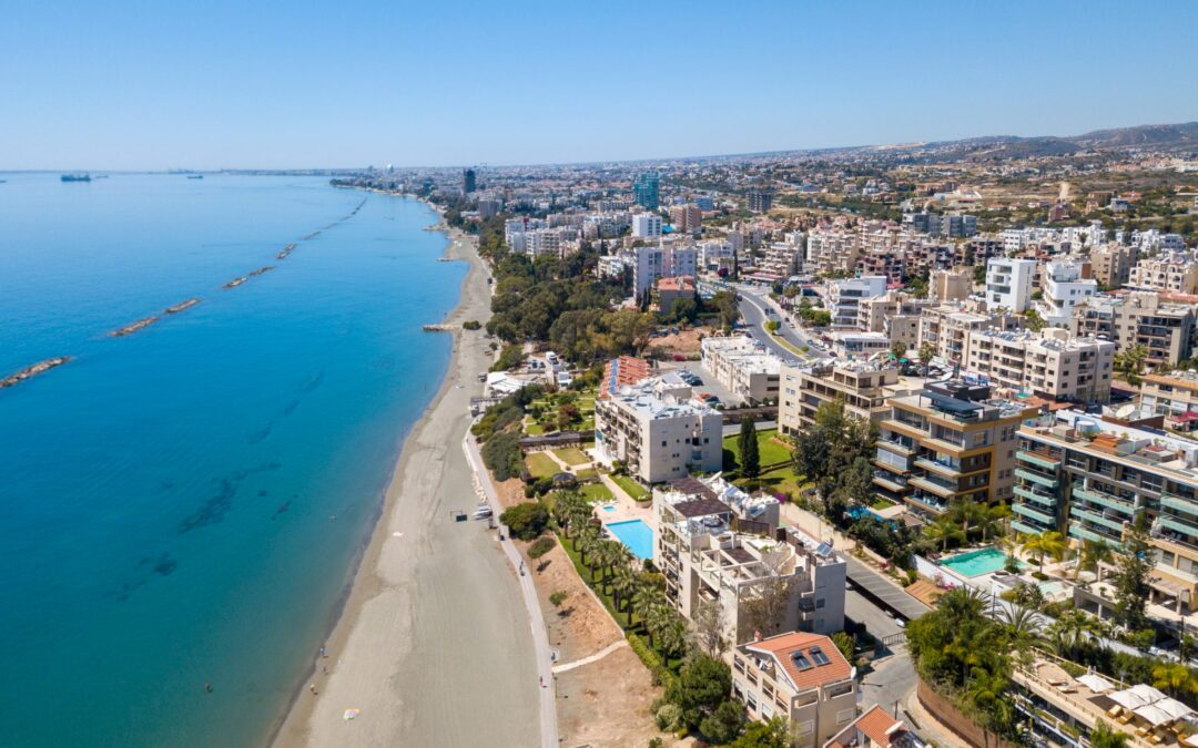 Limassol continues to reach for the sky