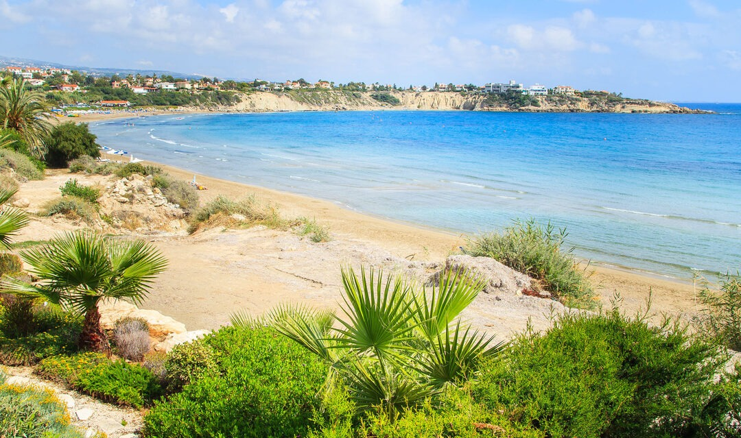 Holiday home hotspots of Western Cyprus