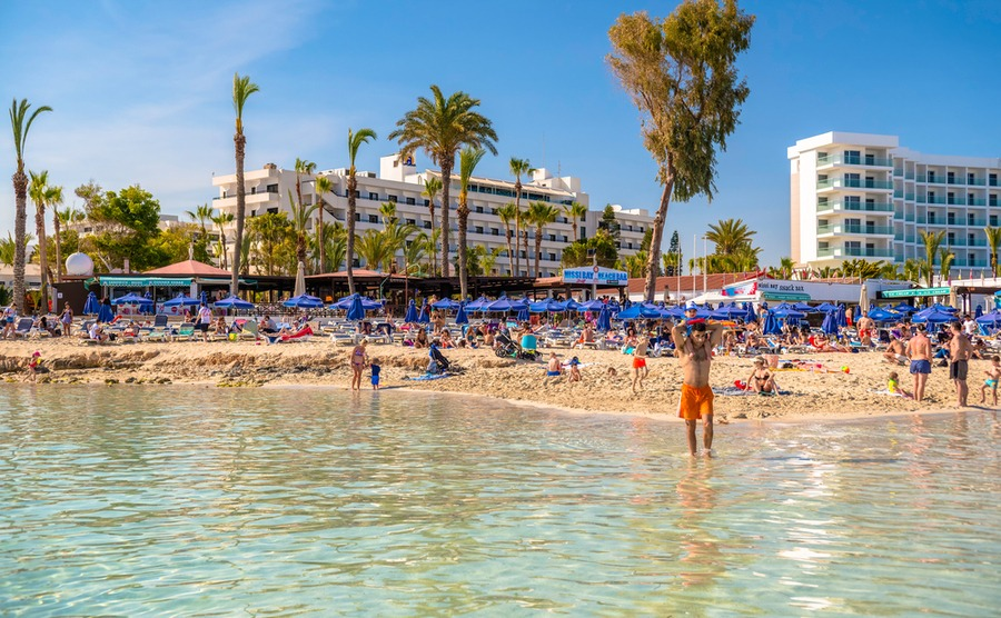 Ayia Napa is reinventing itself. kirill_makarov / Shutterstock.com