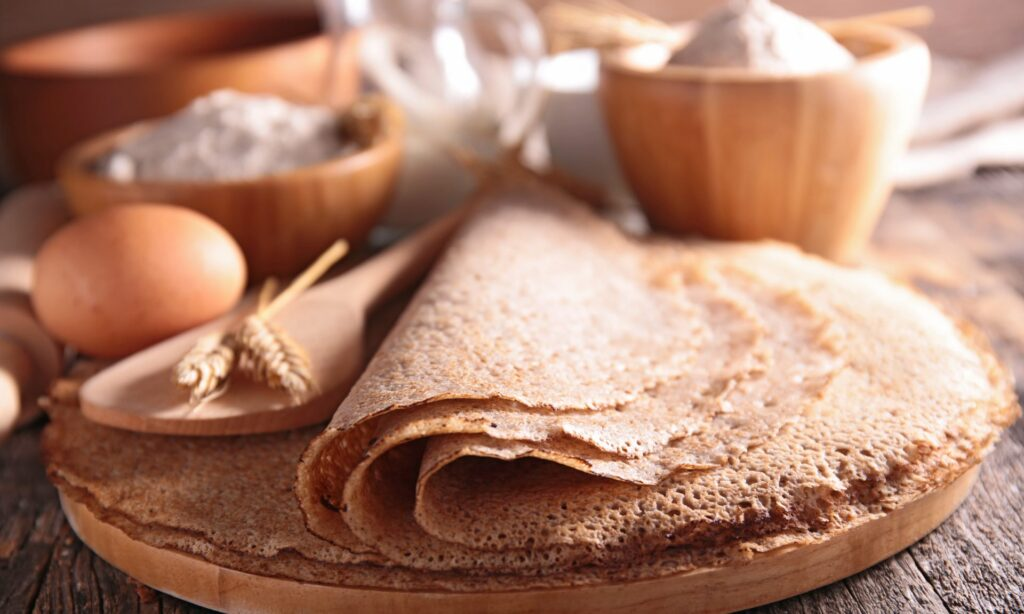 French food has plenty of delicious dishes to explore, including crepes