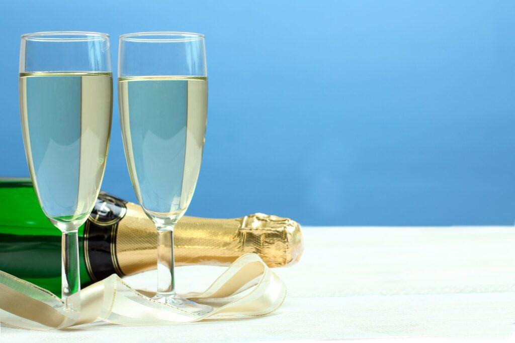 Many typical French food and drinks are known worldwide, such as champagne