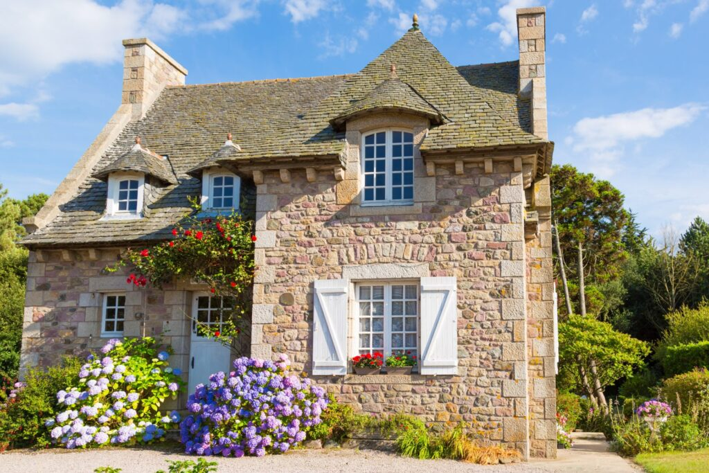 Buying a property like this one means carefully sorting finances in France