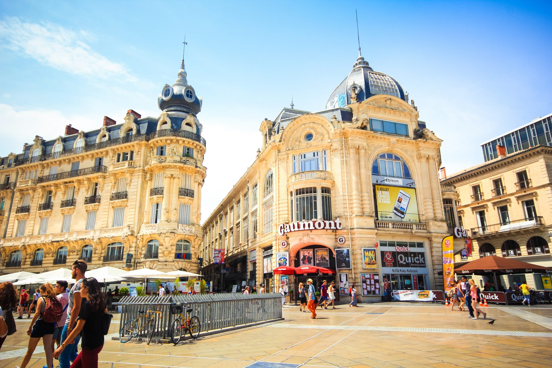 Montpellier is the stunning capital of the Languedoc region – an ideal place for property in Southeast France