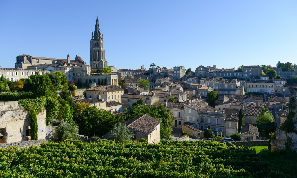 Home to the famous winemaking region of Bordeaux.