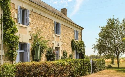 French country homes for sale in Poitou-Charentes offer excellent value, like rural stone farmhouse