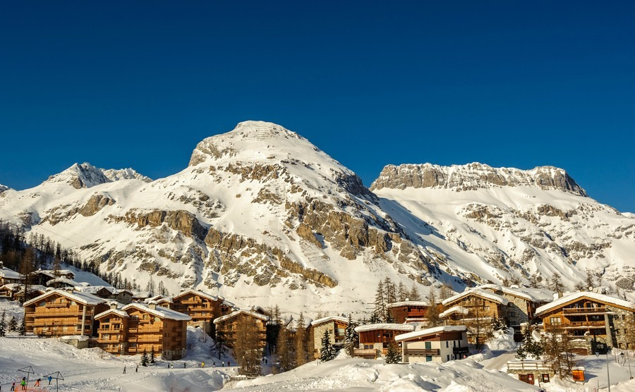 10 top resorts to purchase property in the French Alps