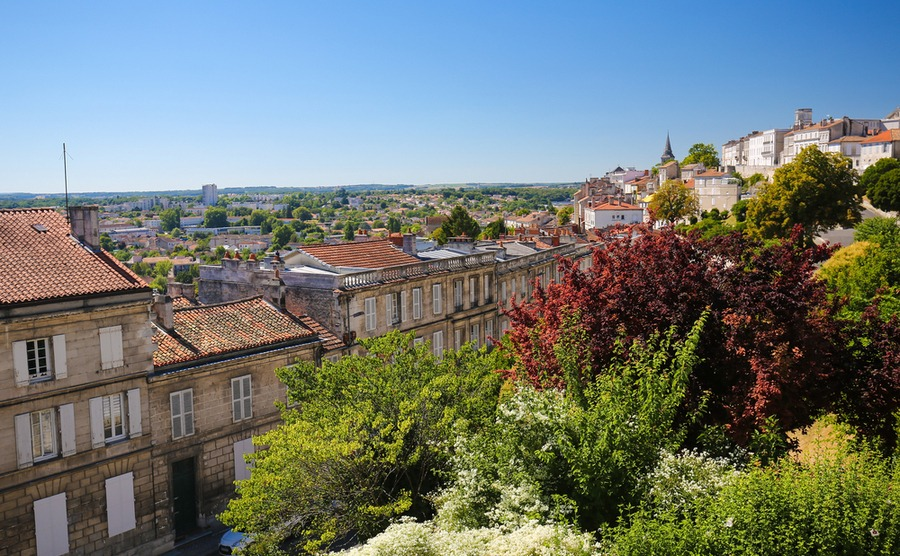 Angoulême is perhaps the most archetypal French provincial town.