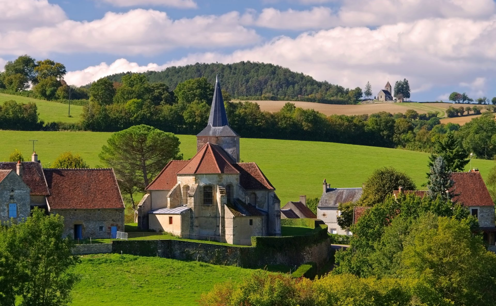 The Morvan is known for the beauty of its nature and villages - and some of the cheapest homes in France