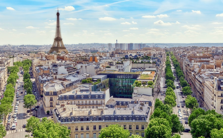 Paris revival: property prices rise across the city
